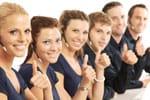Kontakt: Übersicht Kundenservice vieler Gigabit Internet Anbieter